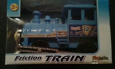 Childrens Friction Train Toy