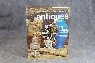The Complete Color Encyclopedia Of Antiques C. 1975.