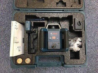 Bosch Rotary Laser GRL 400 H Set Professional Incl.Receiver LR1  MPN:0601061800