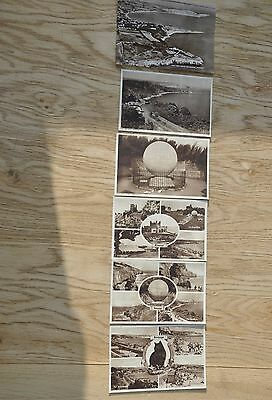 6 Old Collectible Postcards Of Swanage Dorset Vairous Views. Unused