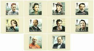Great Britons Phq Cards 2013