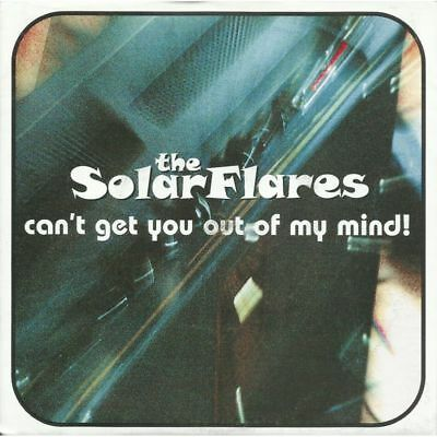45 - The Solarflares – Can't Get You.. - Garage Revival, Graham Day, Mod, Hear!