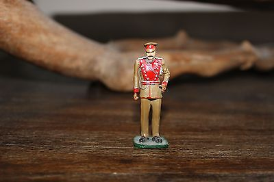 Very Unusual Officer, Surrey Yeomanry 1908 Toy Soldier Figure