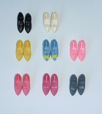 Vintage Hasbro Sindy Doll Shoe Collection
