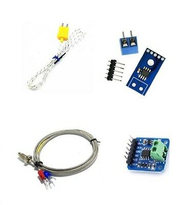 Competitive New MAX31855 Module + K Type Thermocouple Sensor for Arduino