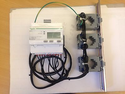 SCHNIEDER METERING KIT COMPLTE WITH CTs IEM3255