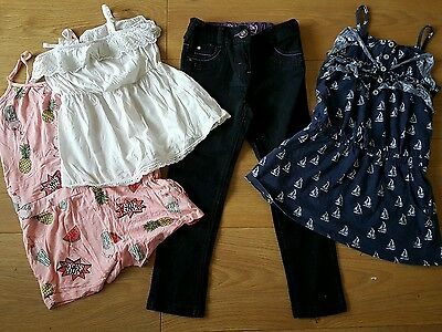 Next girls skinny jeans age and tops