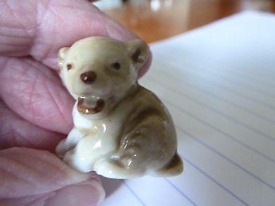Wade whimsies 1st edition Lion cub