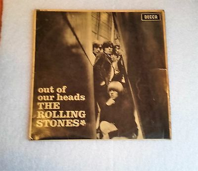 The Rolling Stones - Out Of Our Heads- Vinyl Mono Lp