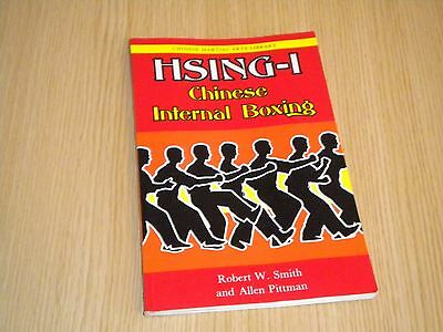 Chinese International Boxing, HSING-I by R W Smith, 6 Parts, Illustrated, 1998