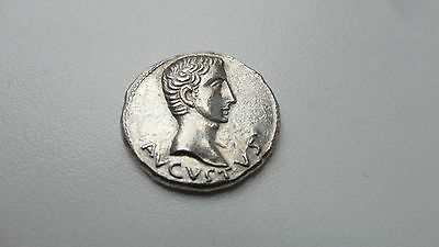Repro Ancient Rome Coin AUGUSTUS Free Worldwide Shipping