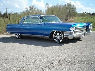 1963 Cadillac Fleetwood  Very clean- ready to roll- 1963 Cadillac Fleetwood