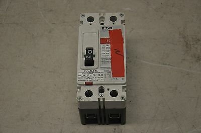 Eaton Industrial Circuit Breaker, Model FD35k, PSU