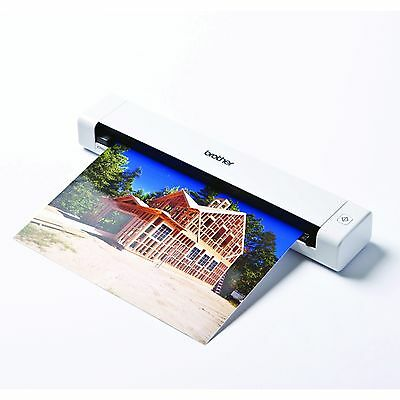 Brother DS620 A4 USB Portable Mobile Document Colour Scanner