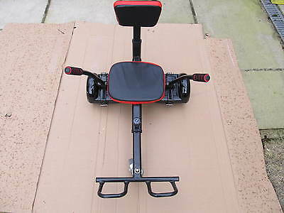 "Hovercart Hoverkart - Adjustable Cart For Hoverboard - Fits All 6.5"", 8"" & 10"""