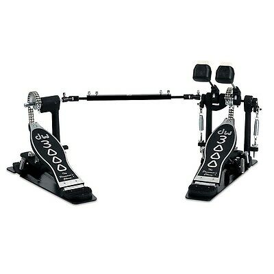 DW 3000 Series Double Bass Drum Pedal LN