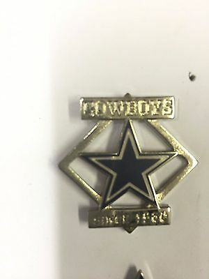 Official NFL Dallas Cowboys Pin Badge #2
