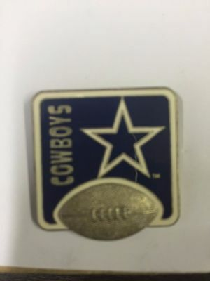 Official NFL Dallas Cowboys Pin Badge #7
