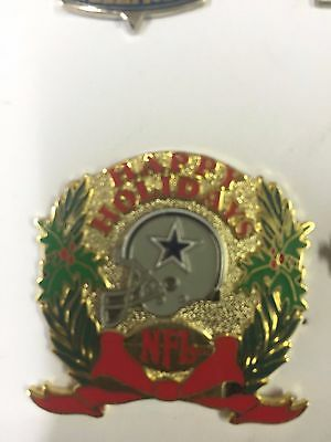 Official NFL Dallas Cowboys Pin Badge #8