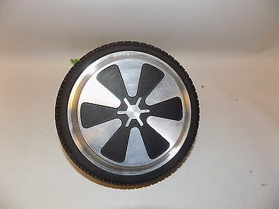 "6.5"" Replacement Wheel Rim Tire For Mini Smart Unicycle Scooter Motor Part"