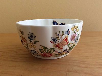 Aynsley Cottage Garden small fluted bowl dish trinket excellent condition