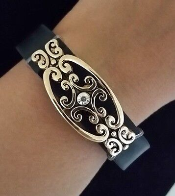 Fitness Band Wraps ~Bling/Charm, Fits Fitbit Flex, Jawbone, Various