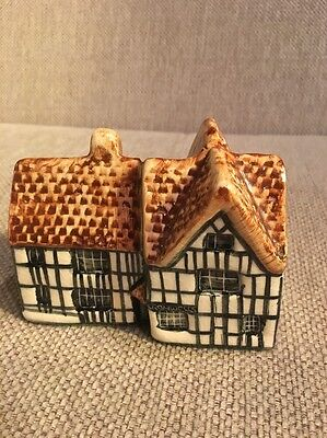 Cromwells, Upton On Severn, From 'Britain In Miniature' Tey Pottery Collection