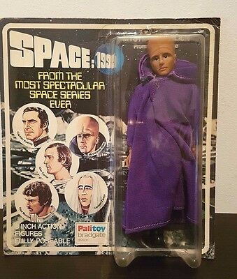 Palitoy Space 1999 Action Figure Mysterious Alien  No Mego