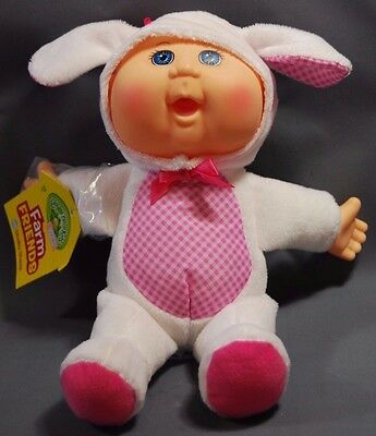 Cabbage Patch Kids Cuties Farm Friends Shelby Sheep #13 Doll **New**