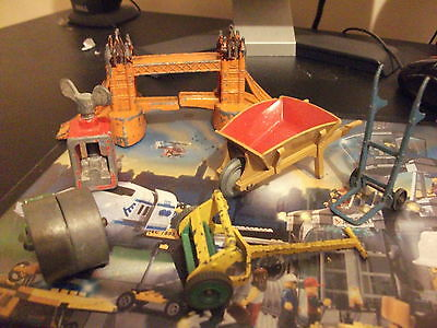 dinky toys bundle x4 plus 2 others - see below for details