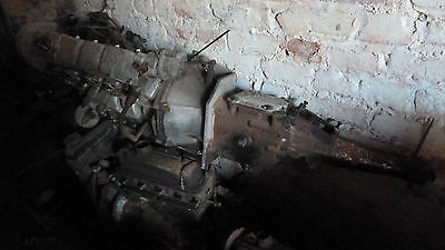 Hillman Imp engine and Ford gearbox