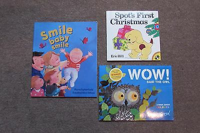 Bundle Lovely Colourful Childrens Paperback Books - Spot, First Colours