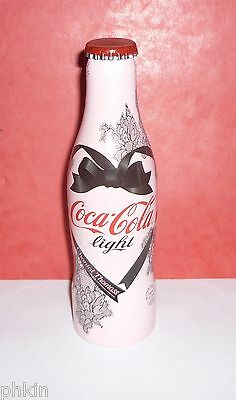 "1 Bouteille / Bottle Coca Cola  Alu  "" Chantal Thomass ""  France  Pleine"