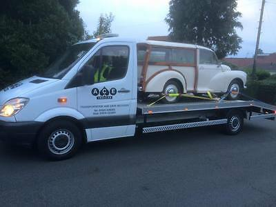 2010 60 Plate Mercedes Sprinter Recovery truck transporter 310 CDI NEW BED LWB