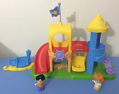 Fisher Price Little People Playground - toy for 1-4 years