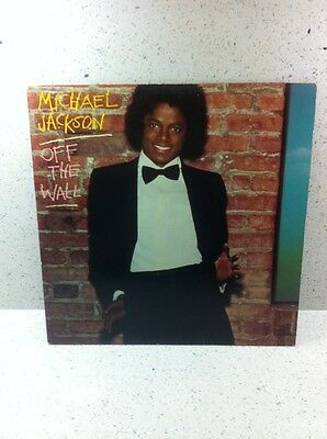 Micheal Jackson Off The Wall Vinyl