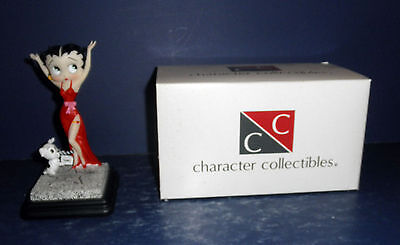 Charactor Collectibles Betty Boop Star Figurine- New in Box - 1011143