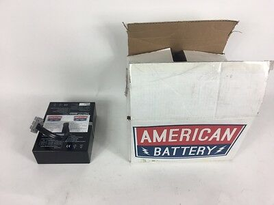 American Battery RBC33 Replacement Battery NEW
