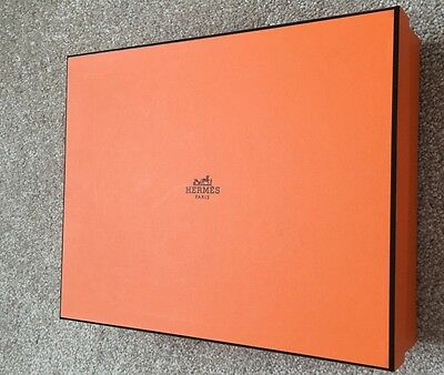 100% Authentic Hermes Empty Box 11 Inches