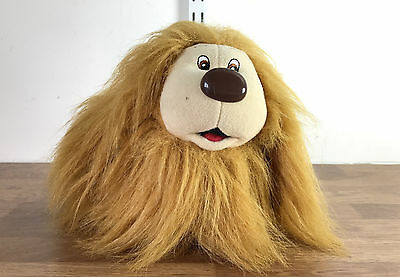 Talking Dougal The Dog Toy From The Magic Roundabout 2004 Made in China