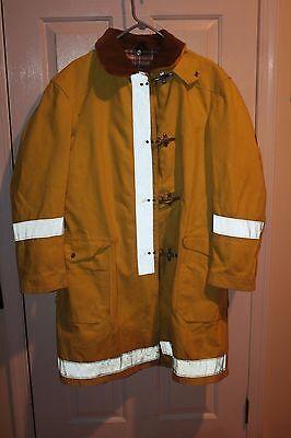 Globe Firefighter Suits Fire Fireman Turnout Quilted Coat Jacket safety Gear 44