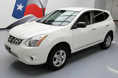 2011 Nissan Rogue  2011 NISSAN ROGUE S CD AUDIO CRUISE CONTROL 104K MILES #186282 Texas Direct Auto