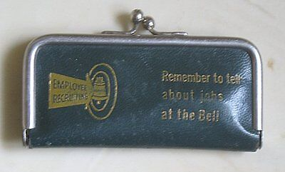 Bell Telephone Company Manicure Set in Case