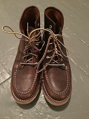 Winter Boots - Red Wing Inspired Style. Women's Size 8/EU 39