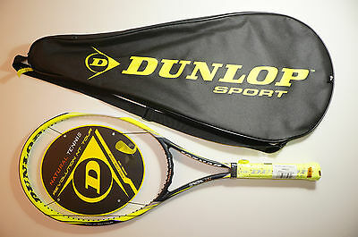 NEW DUNLOP REVOLUTION NT TOUR TENNIS RACKET 4 1/4 EU2 L2 weave 3.0