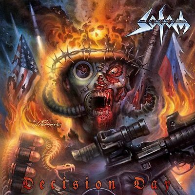 Decision Day  SODOM CD ( FREE SHIPPING)