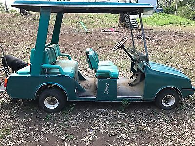 Stretch Limousine Cadillac Golf Buggy 36 Volt With Charger.