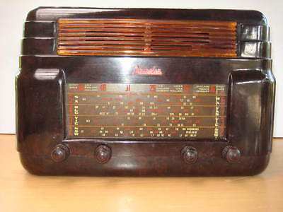 Kriesler Brown Bakelite Radio