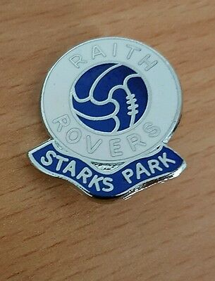 Raith Rovers FC Badge