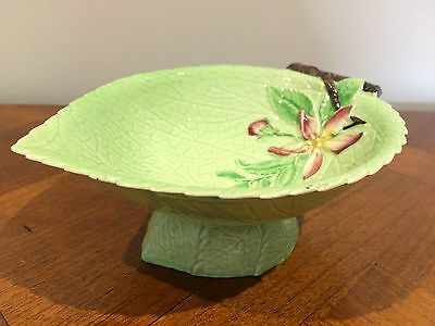 Art Deco Carlton Ware Wild Rose Comport Dish
